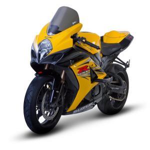 GSX-R1000(07〜08年) スクリーン スポーツツーリング スモーク (ポジションランプ付車両専用) ゼログラビティ(ZERO GRAVITY) zerocustom