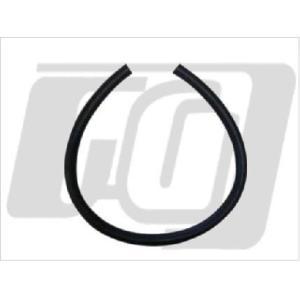 200PSI耐圧オイルホースブラック3/8【10cm切り売り】 GUTS CHROME(ガッツクローム)|zerocustom