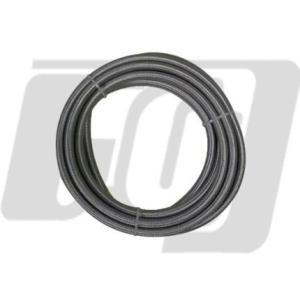 ステンメッシュ耐圧オイルホース1/4【10cm切り売り】 GUTS CHROME(ガッツクローム)|zerocustom