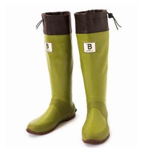 バードウォッチング長靴 メジロ LL メジロ 野鳥の会 LLサイズ(27.0cm) EASYRIDERS(イージーライダース)|zerocustom