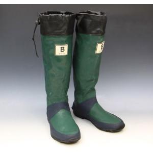 バードウォッチング長靴 グリーン LL メジロ 野鳥の会 LLサイズ(27.0cm) EASYRIDERS(イージーライダース)|zerocustom