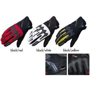 【カラー・サイズ】ブラック/レッド・XLサイズ 【商品説明】手の動きを妨げないしなやかなTPRプロテ...