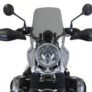 BMW R nineT Scrambler(16〜17年) ネイキッドスクリーン ライトスモーク Powerbronze(パワーブロンズ) zerocustom