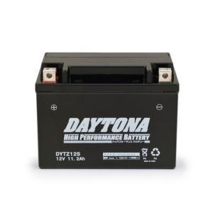 フォルツァ(FORZA)MF06・MF08 ハイパフォーマンス メンテナンスフリー バッテリー DYTZ12S(YTZ12S互換) DAYTONA(デイトナ)|zerocustom