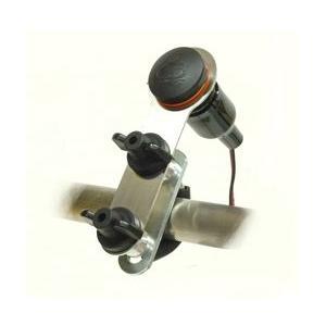 USB電源アダプター 充電3 パイプクランプ N PROJECT(エヌプロジェクト)|zerocustom