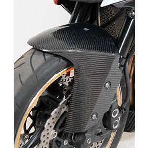 Z1000(10〜13年) フロントフェンダー 綾織りカーボン製 MAGICAL RACING(マジカルレーシング)