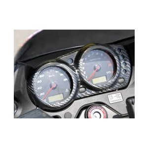 ZRX1200 DAEG(ダエグ)09年〜 メーターカバー 綾織りカーボン製 MAGICAL RACING(マジカルレーシング)