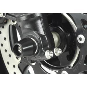フロントアクスルプロテクター コーンタイプ AGRAS(アグラス) GSX1300R(隼) '08-'10|zerocustom