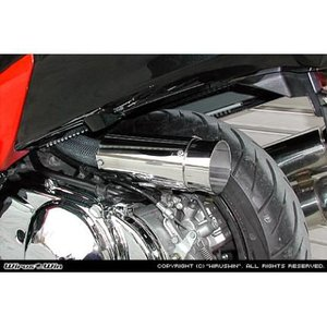 サイレンサー型エアクリーナーキットバズーカータイプ ウイルズウィン(WirusWin) スカイウェイブ(SKYWAVE)CJ43 zerocustom