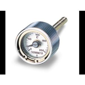 【セール特価】モンキー(MONKEY)/バハ・ゴリラ ディップスティック付油温計 クロームメッキ D...
