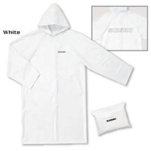 【カラー・サイズ】ホワイト・LLサイズ 【商品説明】簡易レインコート ●収納袋付き ●素材:ポリ塩化...