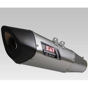 GSX-S1000/F(EBL-GT79A) スリップオンマフラー R-11サイクロン SS ステンレス YOSHIMURA(ヨシムラ)|zerocustom