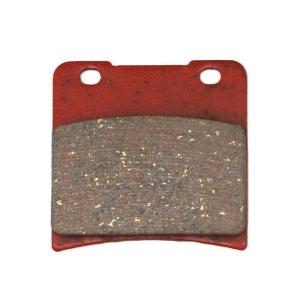 【セール特価】RG500ガンマ(85〜86年) 赤パッド(ブレーキパッド)フロント用 DAYTONA(デイトナ)|zerocustom
