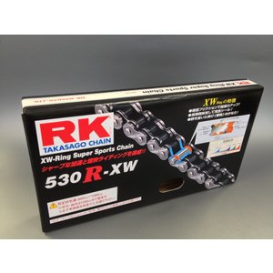 R-XWシリーズ 520-120 シールチェーン スチール RK バイク用品・パーツのゼロカスタム