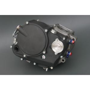 APE100(エイプ) クラッチカバーキット(ブラックアルマイト) NECTO(ネクト)|zerocustom