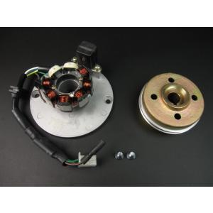 12Vモンキー/ゴリラ(FI車使用不可) 軽量アウターローターキット MINIMOTO(ミニモト)|zerocustom