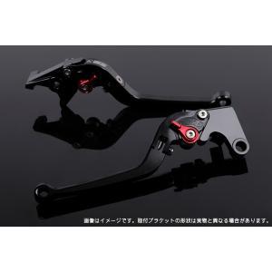 KTM 125DUKE 可倒式アジャストレバーセット レバー:ブラック  SSK(エスエスケー)|zerocustom