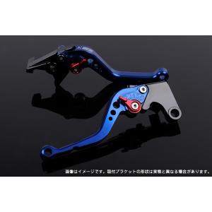 KTM 125DUKE ショートアジャストレバーセット レバー:ブルー  SSK(エスエスケー) zerocustom