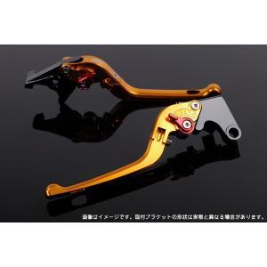KTM 125DUKE 可倒式アジャストレバーセット 3D レバー:ゴールド  SSK(エスエスケー) zerocustom