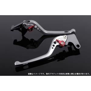 KTM 125DUKE アジャストレバーセット 3D レバー:シルバー  SSK(エスエスケー)|zerocustom