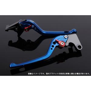 KTM 125DUKE アジャストレバーセット 3D レバー:ブルー  SSK(エスエスケー) zerocustom