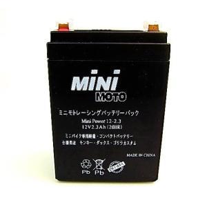モンキー(MONKEY) MF12V2.3Ahバッテリープレミアムパック MINIMOTO(ミニモト)|zerocustom