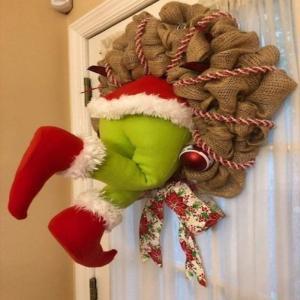 クリスマスリース おしゃれ 30cm 40cm 50cm 花輪 デコレーション オーナメント 玄関 ...