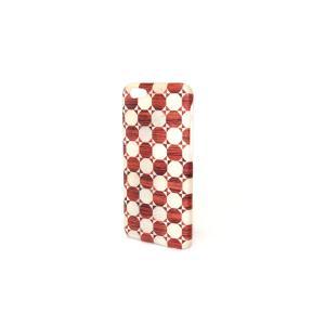 iPhone6・6S対応ケース(ジャケット):箱根細工5 奴/赤|zeroone-store|03