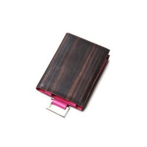 iPod classic case (黒檀×PINK)