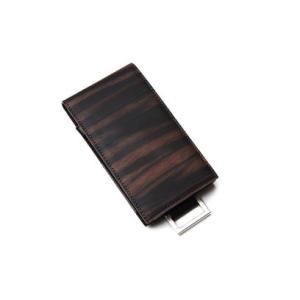 iPod touch case (黒檀×BLACK)|zeroone-store|02
