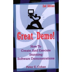 Great Demo!: How to Create And Execute Stunning Software Demonstrations 新品 洋書|zeropartner