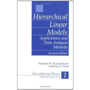 Hierarchical Linear Models (Advanced Quantitative Techniques in the Social Sciences) 新品 洋書|zeropartner