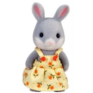 シルバニアファミリー わたウサギ 女の子 ウ-34 新品|zeropartner