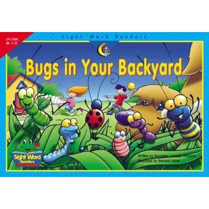 Bugs in Your Backyard (Sight Word Readers) 新品 洋書