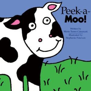 Peek-a-moo!: A Lift-the-flap Book 新品 洋書 zeropartner