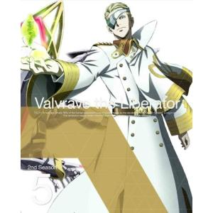 革命機ヴァルヴレイヴ 2nd SEASON 5(完全生産限定版) (Blu-ray) 新品|zeropartner