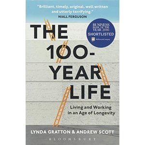 The 100-Year Life: Living and Working in an Age of Longevity 新品 洋書|zeropartner
