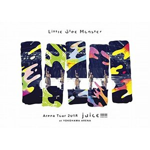 Little Glee Monster Arena Tour 2018 - juice !!!!! - at YOKOHAMA ARENA [DVD]|zeropartner
