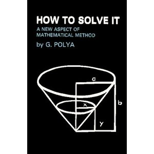 How to Solve It: A New Aspect of Mathematical Method 新品 洋書 zeropartner