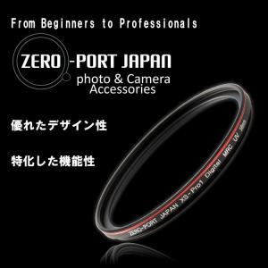 Canon EOS Kiss X9 ダブルズームキット 用 レンズ保護フィルター 58mm 2点セット (レッドライン)|zeropotjapan|03