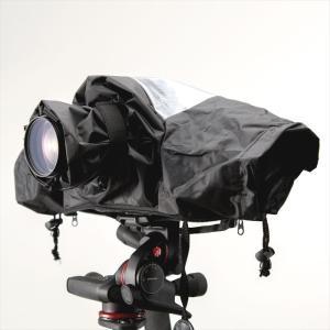 デジタルカメラ レンズ レインカバー プロテクター 防水 防雨 防砂 防塵 各メーカー対応|zeropotjapan