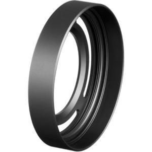 FUJIFILM FinePix X10 専用 レンズフード LH-X10 互換品 金属製|zeropotjapan