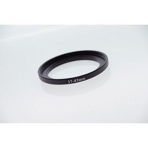 STEP UP RING ステップアップリング 37mm → 43mm ( 37 43 )|zeropotjapan