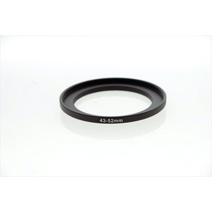 STEP UP RING ステップアップリング 43mm → 52mm ( 43 52 )|zeropotjapan