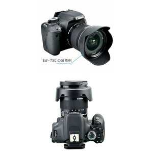EW-73C キャノン用 レンズフード 互換品 Canon EF-S 10-18mm f/4.5-5.6 IS STM 用|zeropotjapan|03