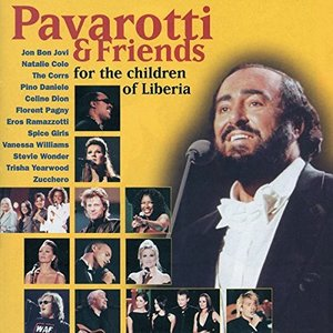 Pavarotti & Friends - For The Children Of Liberia 中古|zerothree