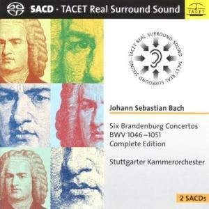 Brandenburg Concertos Complete Edition 中古|zerothree