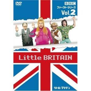 Little BRITAIN/リトル・ブリテン ファースト・シリーズ Vol.2 (DVD)|zerothree