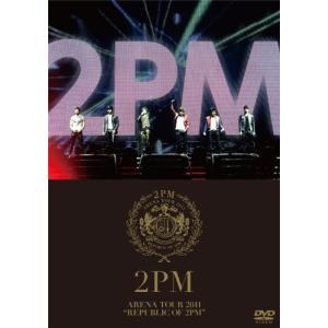 """ARENA TOUR 2011 """"REPUBLIC OF 2PM"""