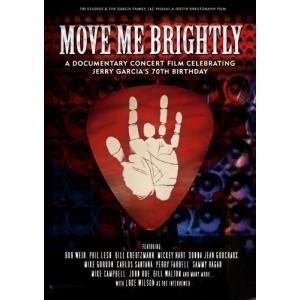 ジェリー・ガルシア・トリビュート・ライヴ~Move Me Brightly(日本語字幕付) (DVD)|zerothree